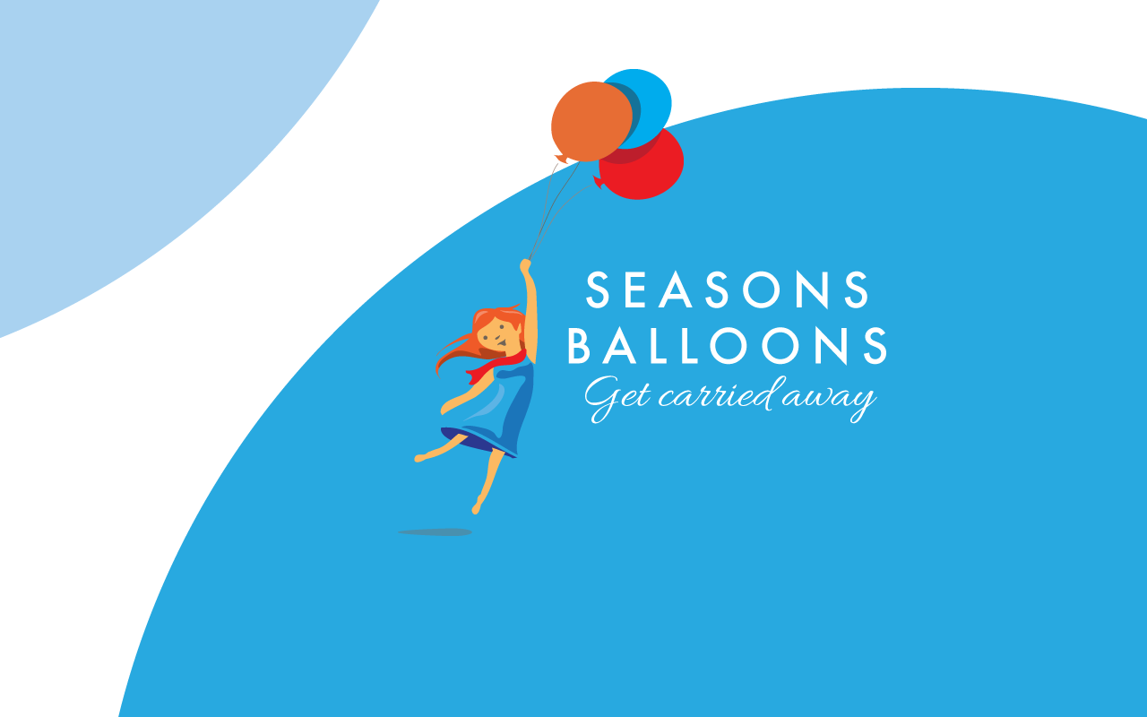 Seasons Balloons Kelso
