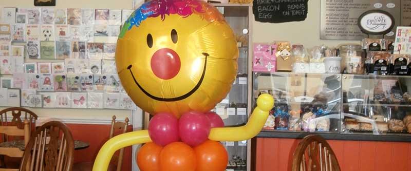 Balloon Character