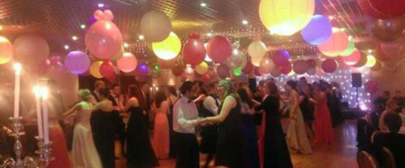 Prom Night Balloons