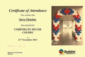 Corporate Decor Course